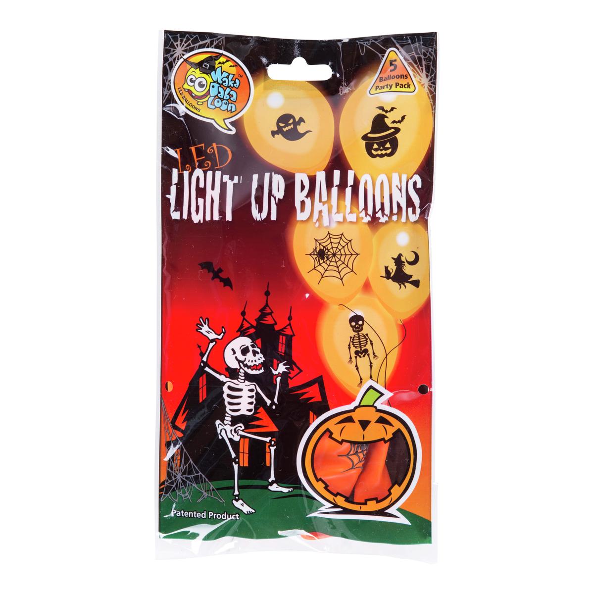 LED - Ballonger 5-pack