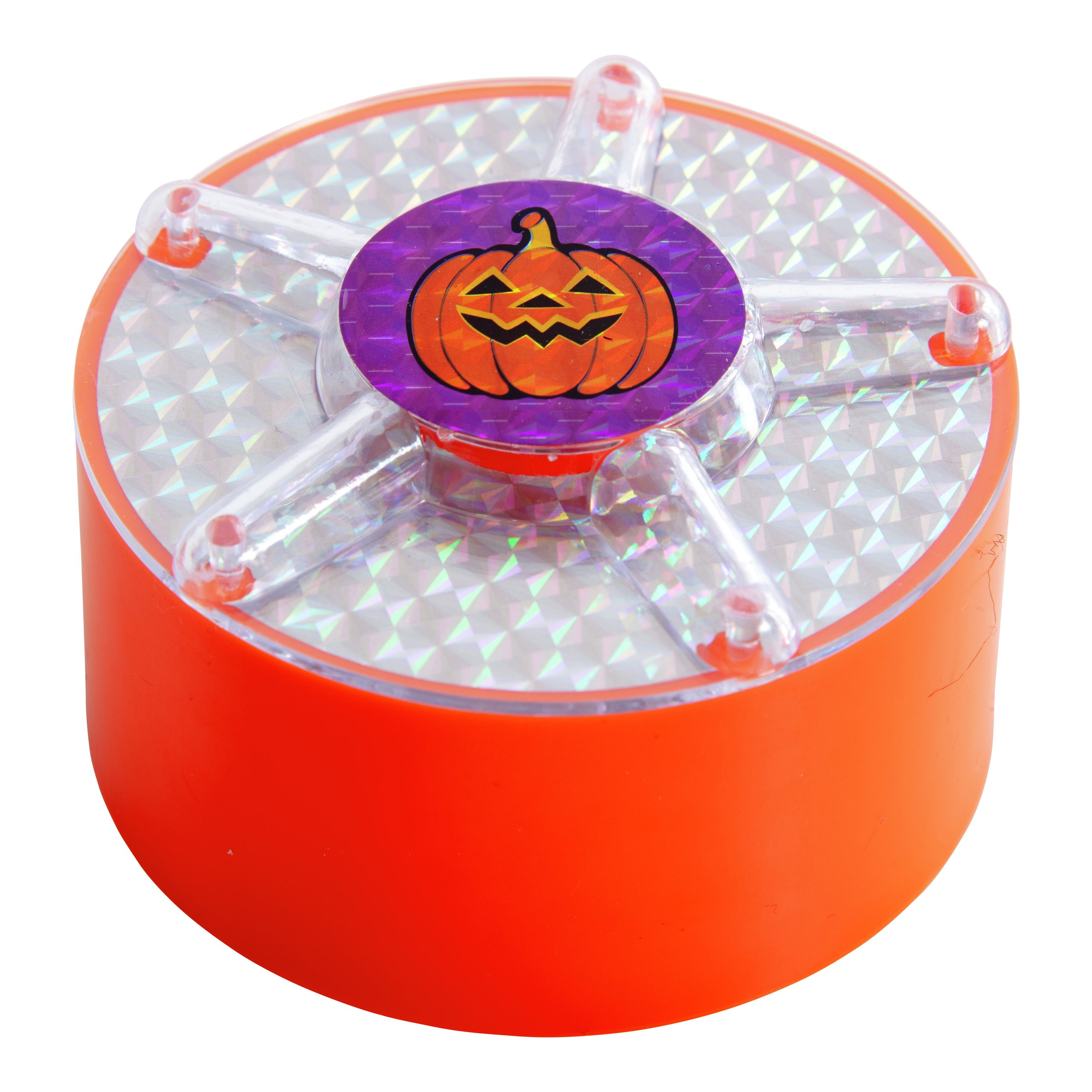 HALLOWEEN PUMPKIN LIGHTUP BASE-HAL1250