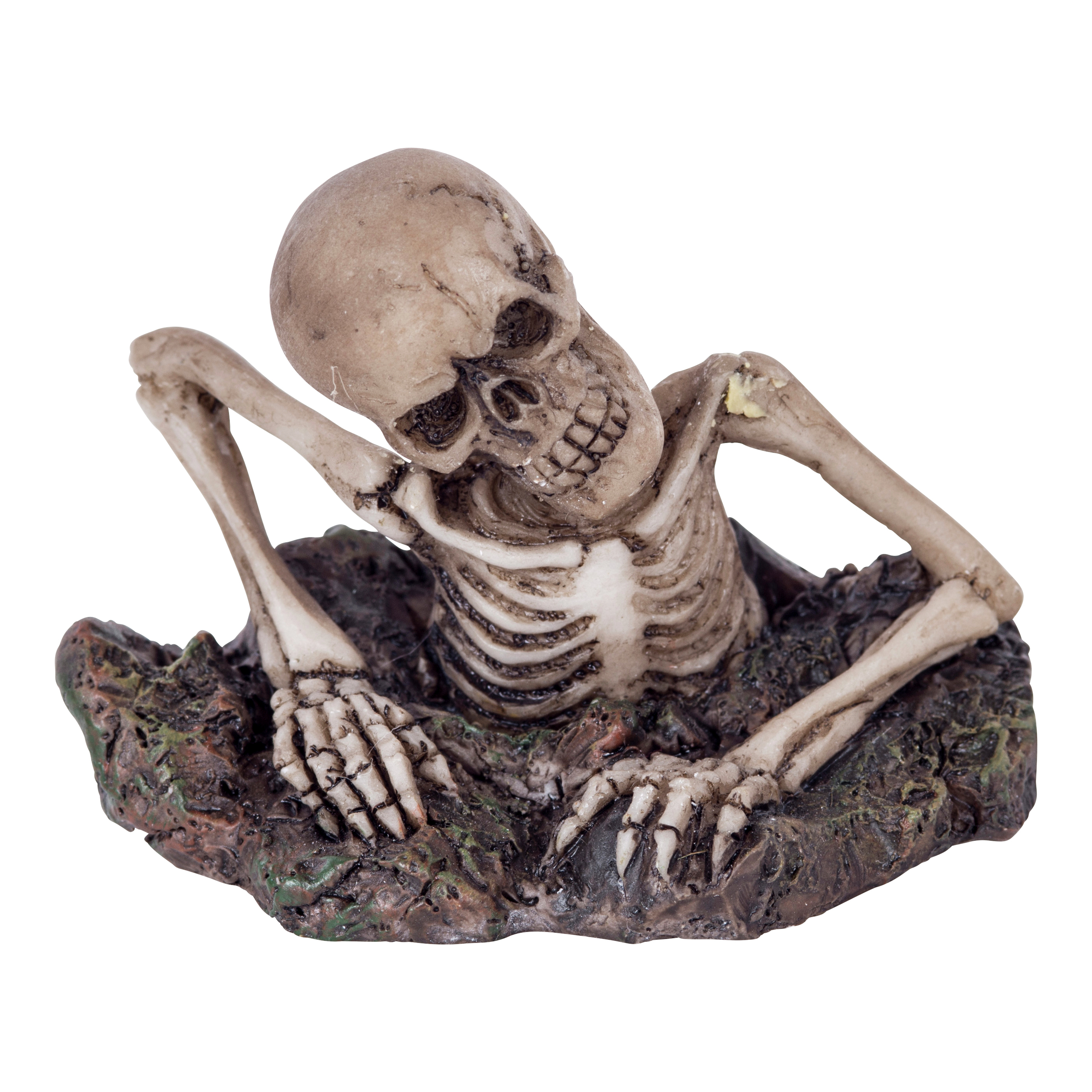 FIGUR SKELETON CHESTS 4ASS-HAL250