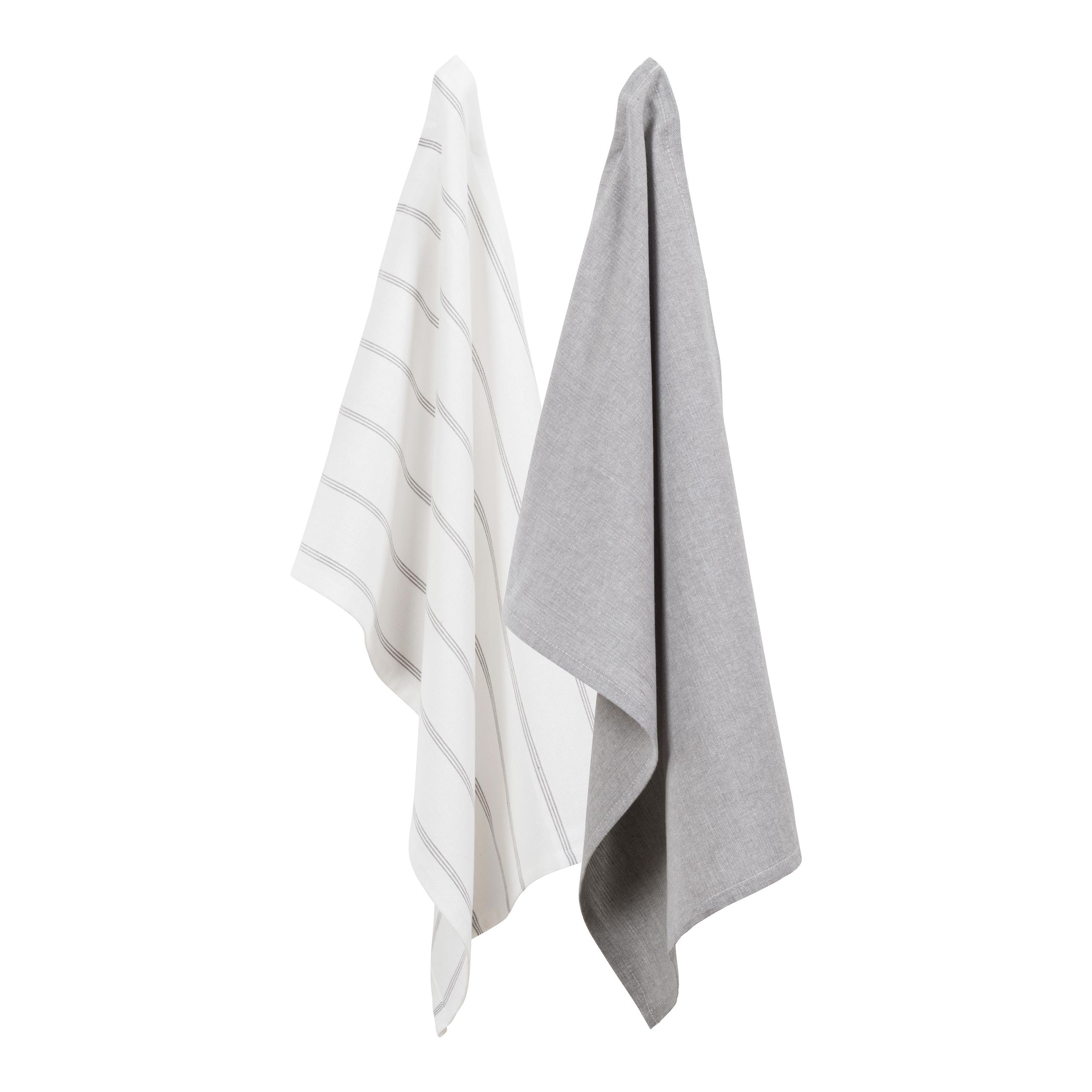 Kjøkkenhåndkle 2pk-HAN500