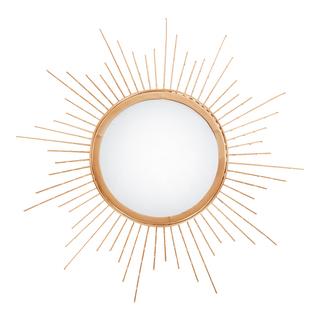 Sol Väggspegel