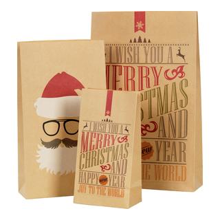 Julklappspåse 3-pack