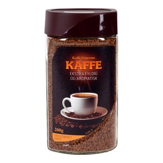 Frysetørret kaffe-KAF890