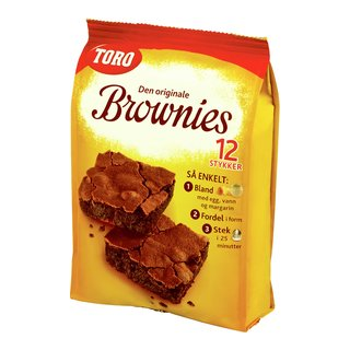 Toro Brownies-KAK900