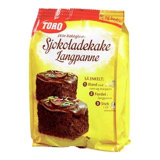 Toro Sjokoladeglasur Langpanne-KAK902