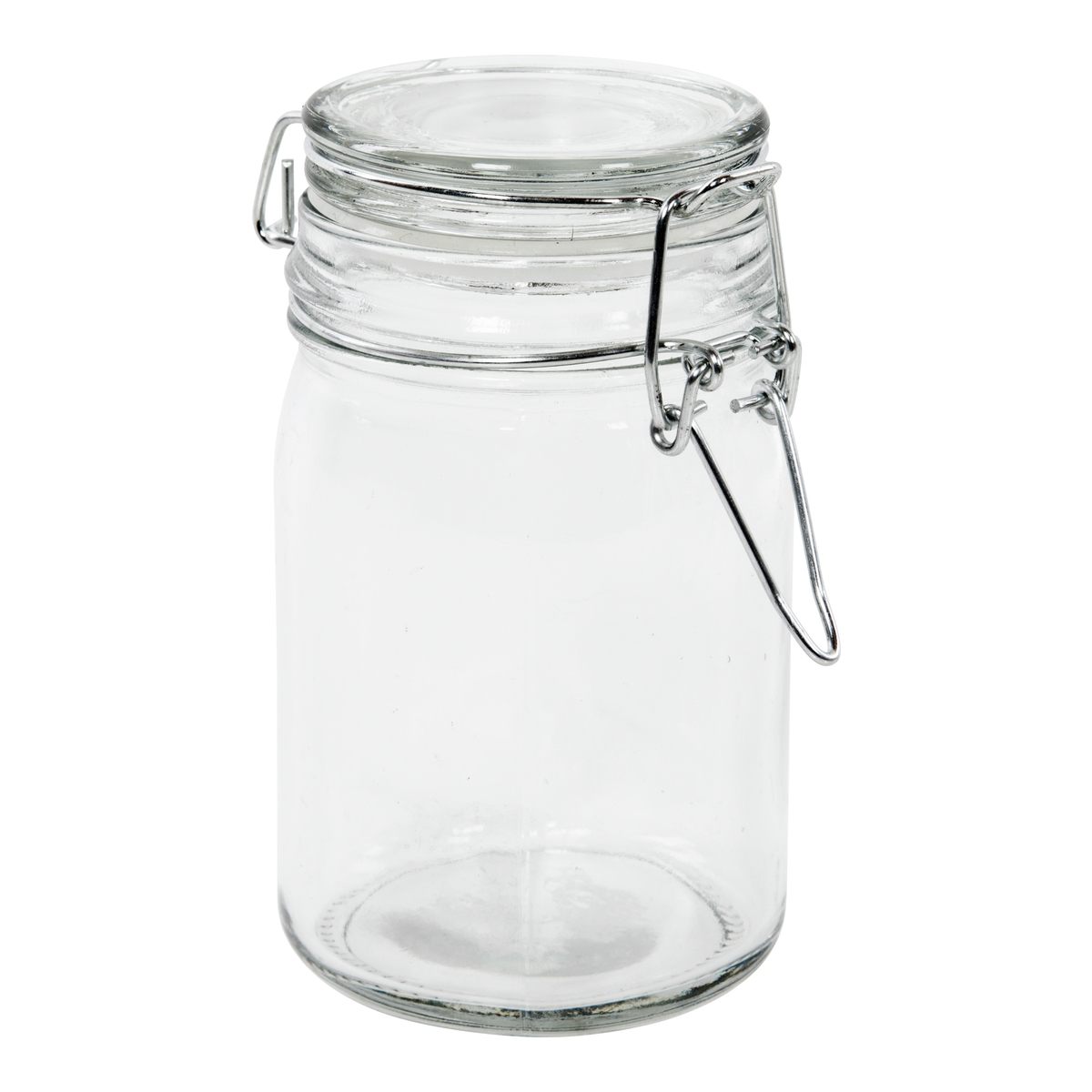 Glasskrukke m/lokk 0,25l-KRU1003