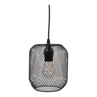 Mesh Batterilampa med upphäng