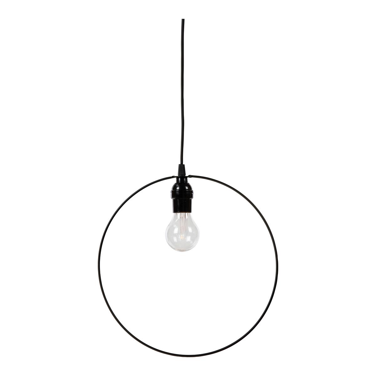 Batterilampe m/ oppheng