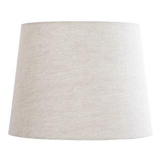 LINEN LAMPESKJERM LIN H:26CM, Ø:34CM-LAM1056