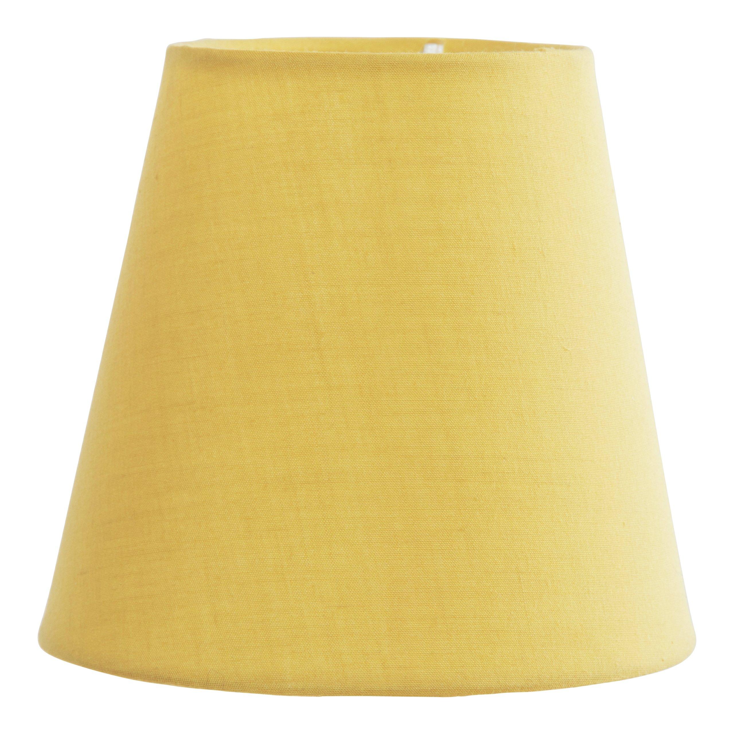 Utmerket SHADE LAMPESKJERM H13CM OKER - Lamper og belysning - Nille AA-82