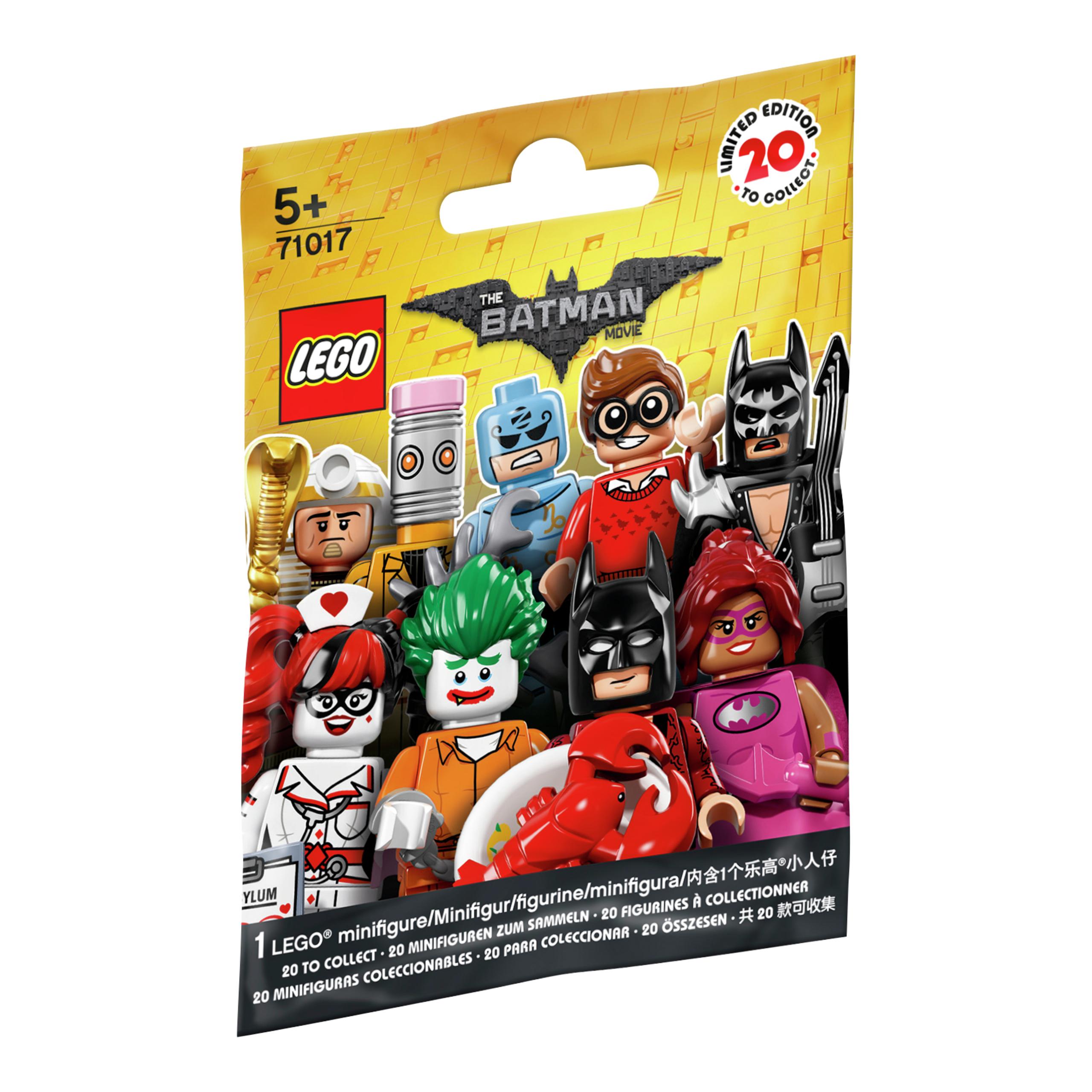 LEGO MINIFIGURER 2017 V29-LEK10053