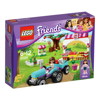 LEGO FRIENDS Skördetid