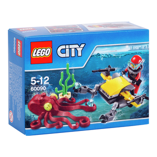 LEGO CITY Undervannsscooter