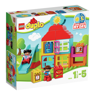 LEGO Duplo Mitt første lekehus