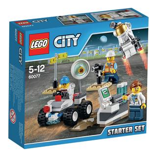 LEGO City Romfarer startsett