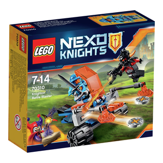 LEGO Nexo Knights stridsfordon