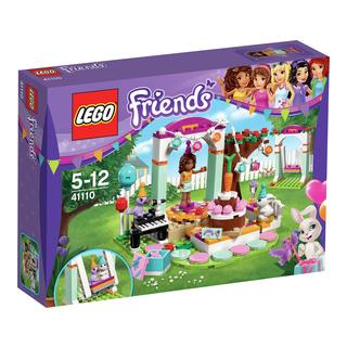 LEGO Friends födelsedagskalas