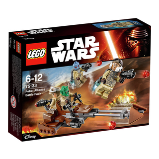 LEGO Star Wars Upprörarnas Stridspaket