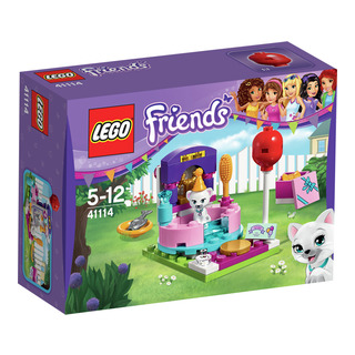 LEGO Friends kalasstyling
