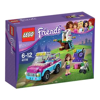 LEGO Friends Olivias utforskarbil