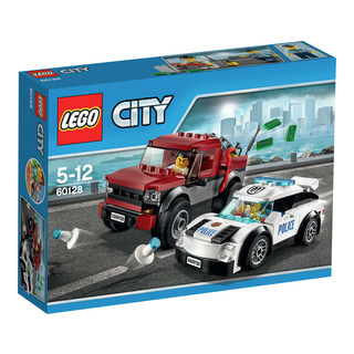 LEGO City politijakt