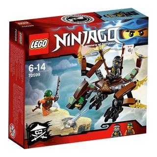 LEGO Ninjago coles drage