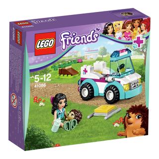 lek, leksak, lego, djurambulansen, present, kalas, julklapp