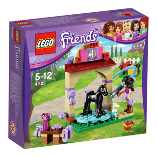 LEGO FRIENDS Fölets tvättstation