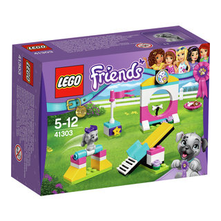 LEGO Friends Valpelekekassen