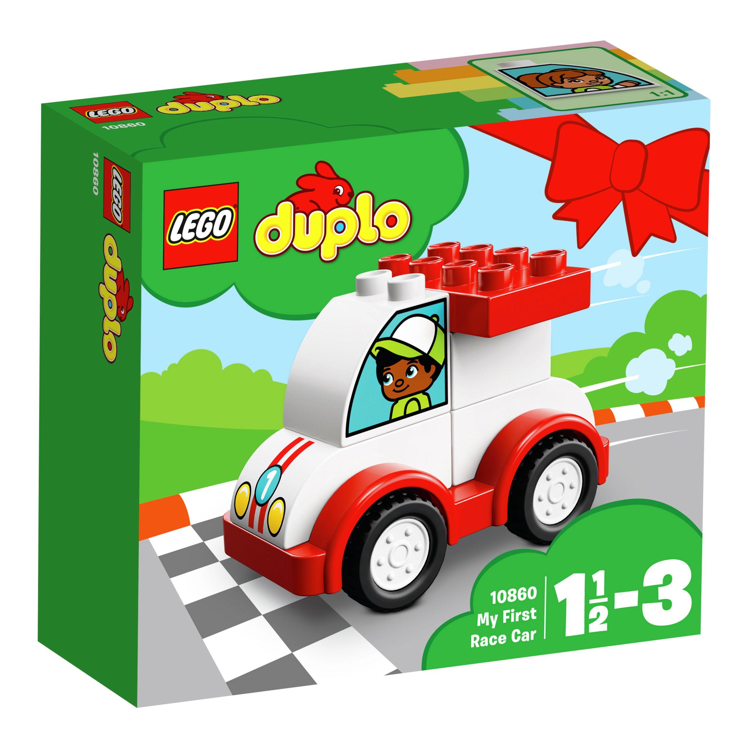 LEGO MIN FØRSTE RACERBIL-LEK2167