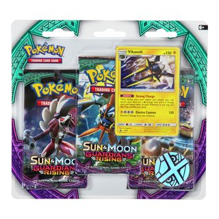 Pokemon 3-pack