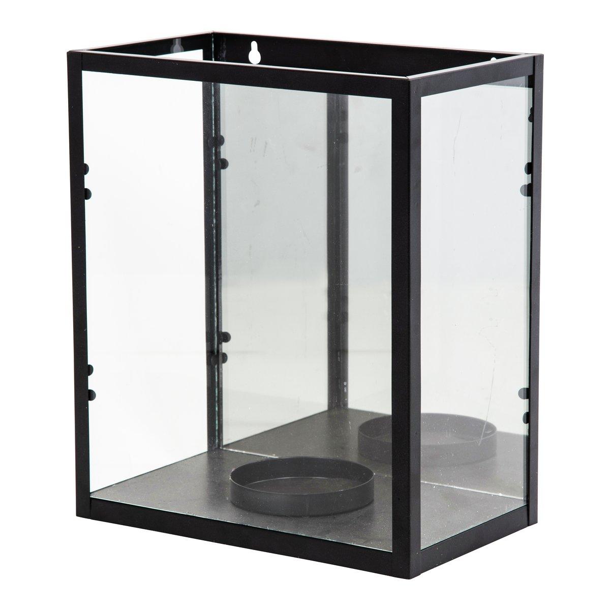 Glasslykt vegg-LYK316