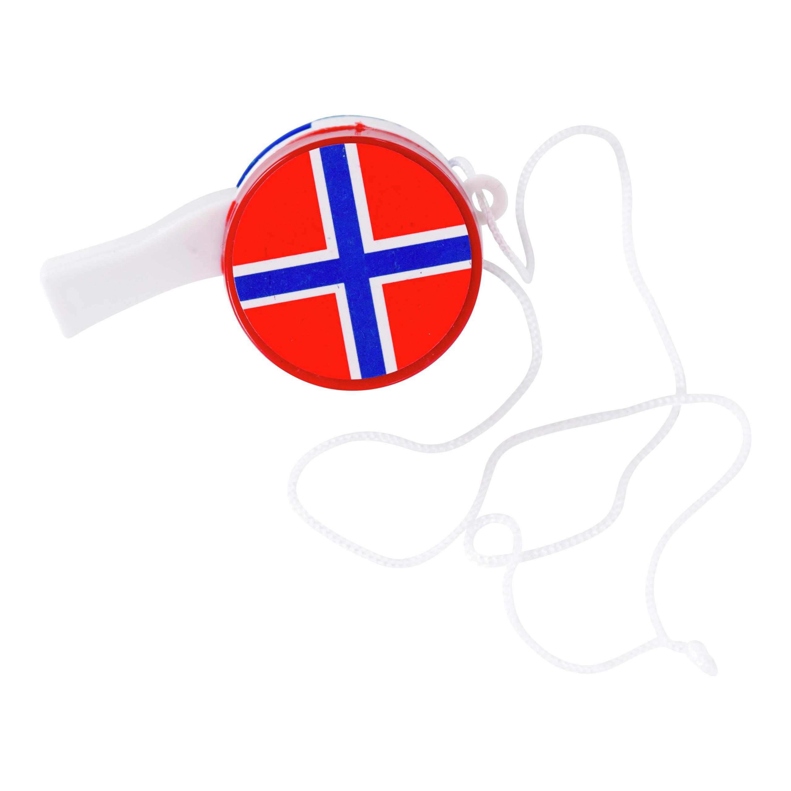 17 MAI FLØYTE M/FLAGG OG BÅND-MAI1006