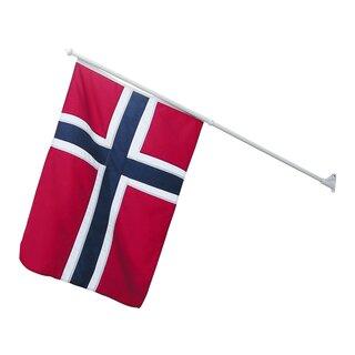 Balkongflagg med feste-MAI991