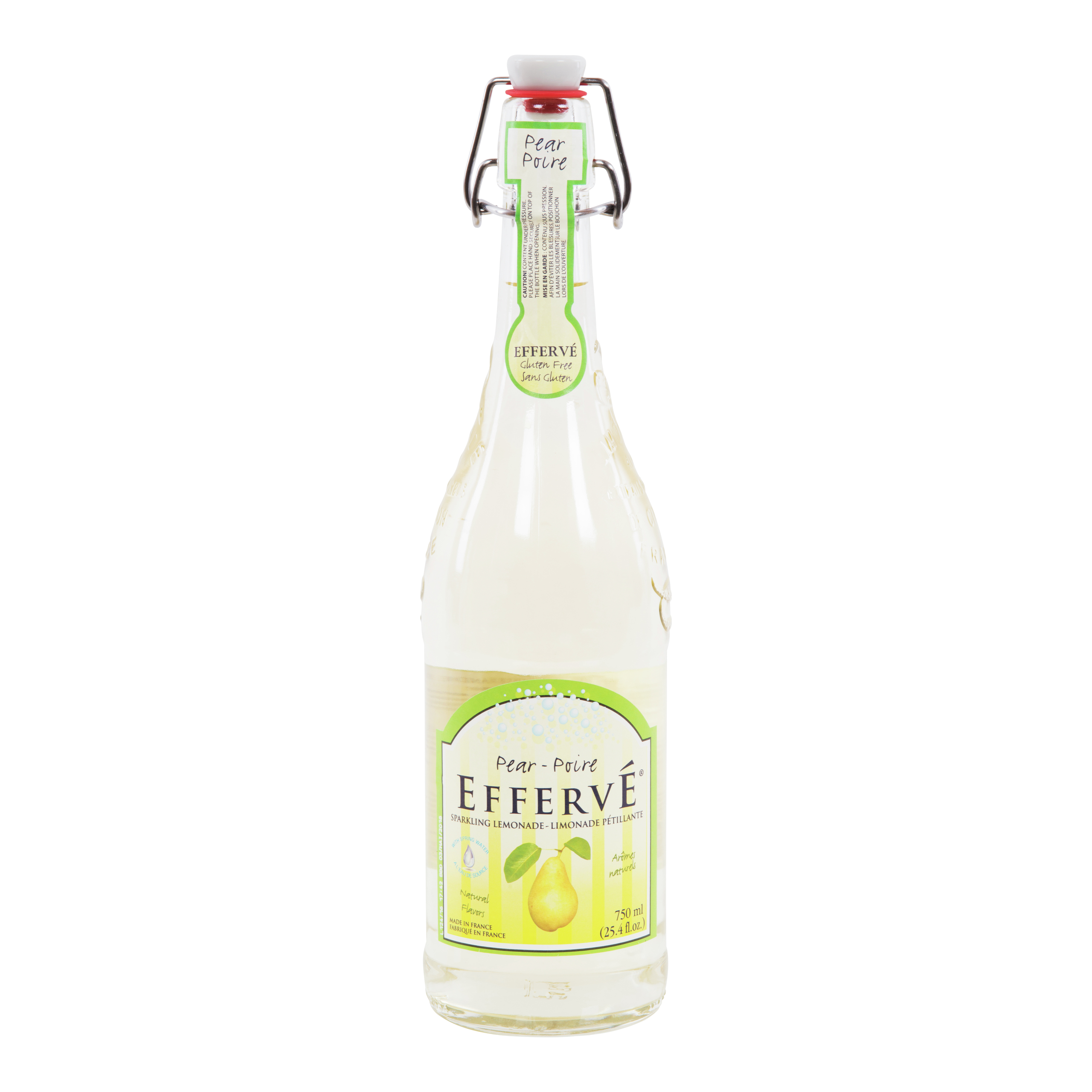 EFFERVE LEMONADE PÆRE 750ML-MIN201