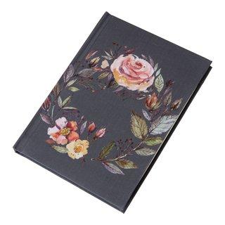 Notatbok flower-NOT2059