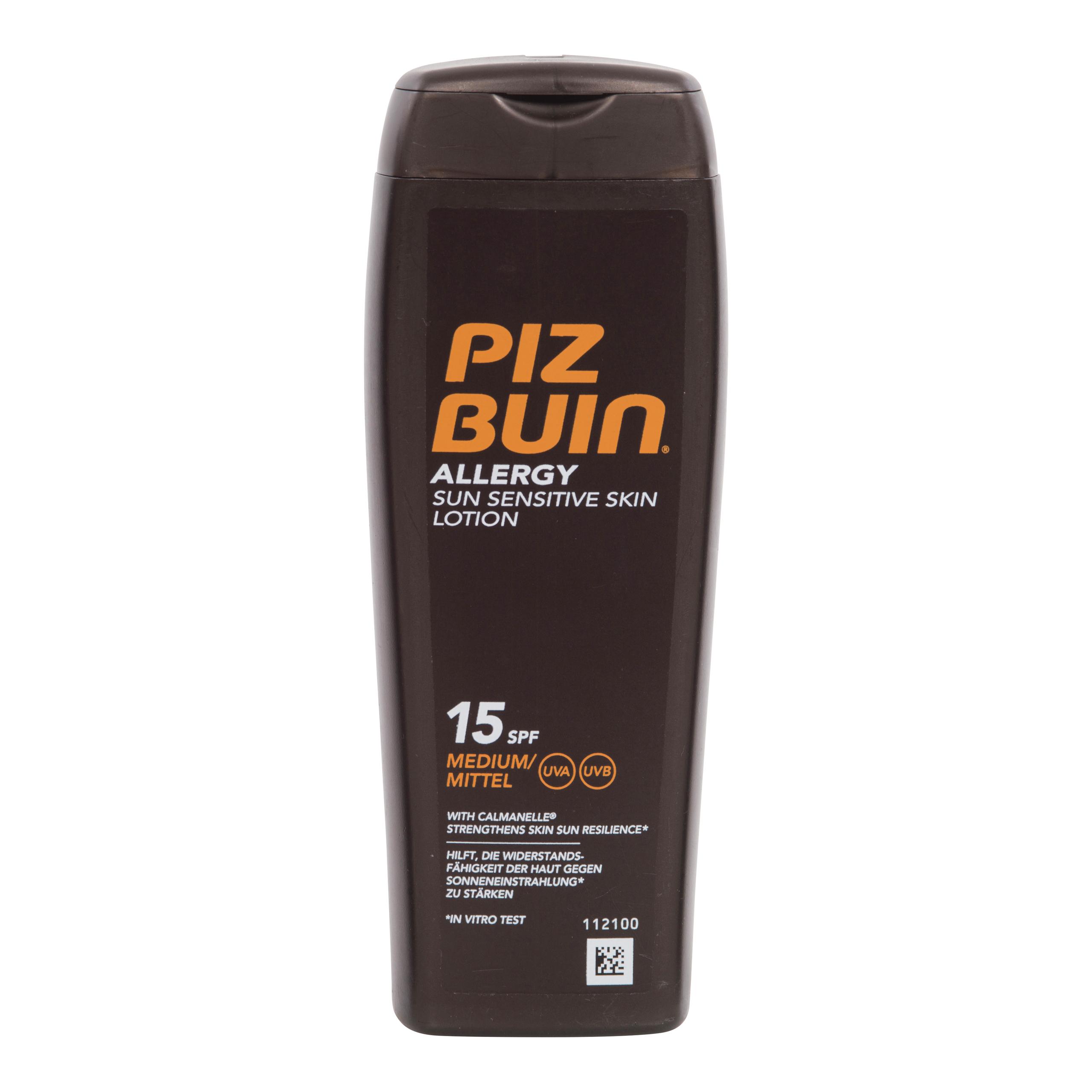 PIZ BUIN SUN LOTION 200ML SF15-PIZ004