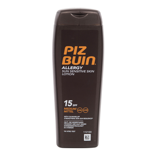 Piz Buin Sun lotion SF15