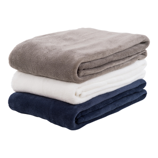 pläd, filt, textil, fleece