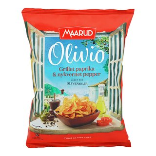 OLIVIO PAPRIKA & PEPPER 150G-POT057