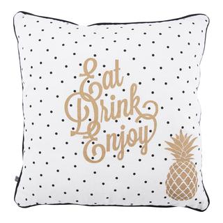 Pute, dekorativ, mønster, sofa