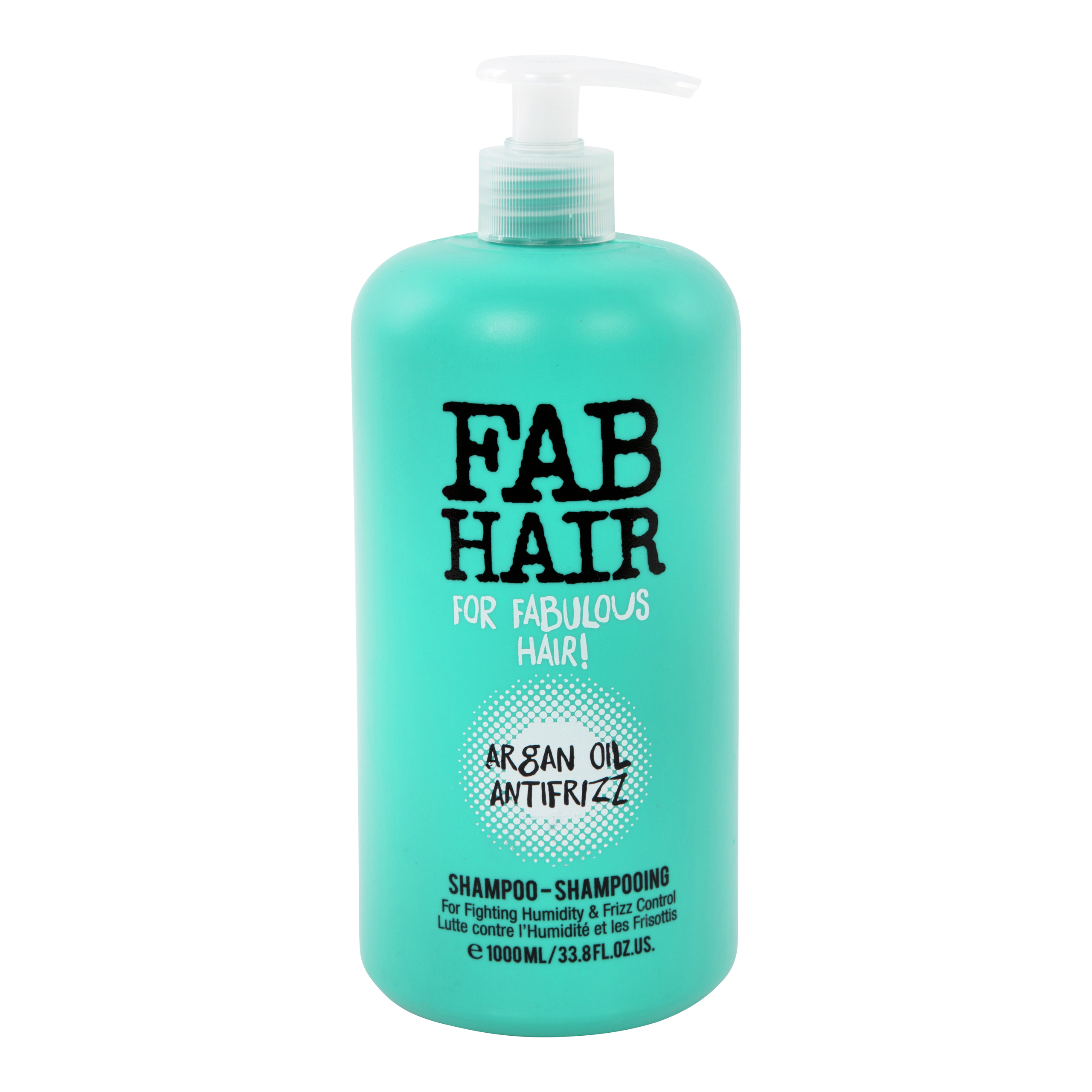 FAB HAIR SHAMPOO ANTI FRIZZ-SHA654