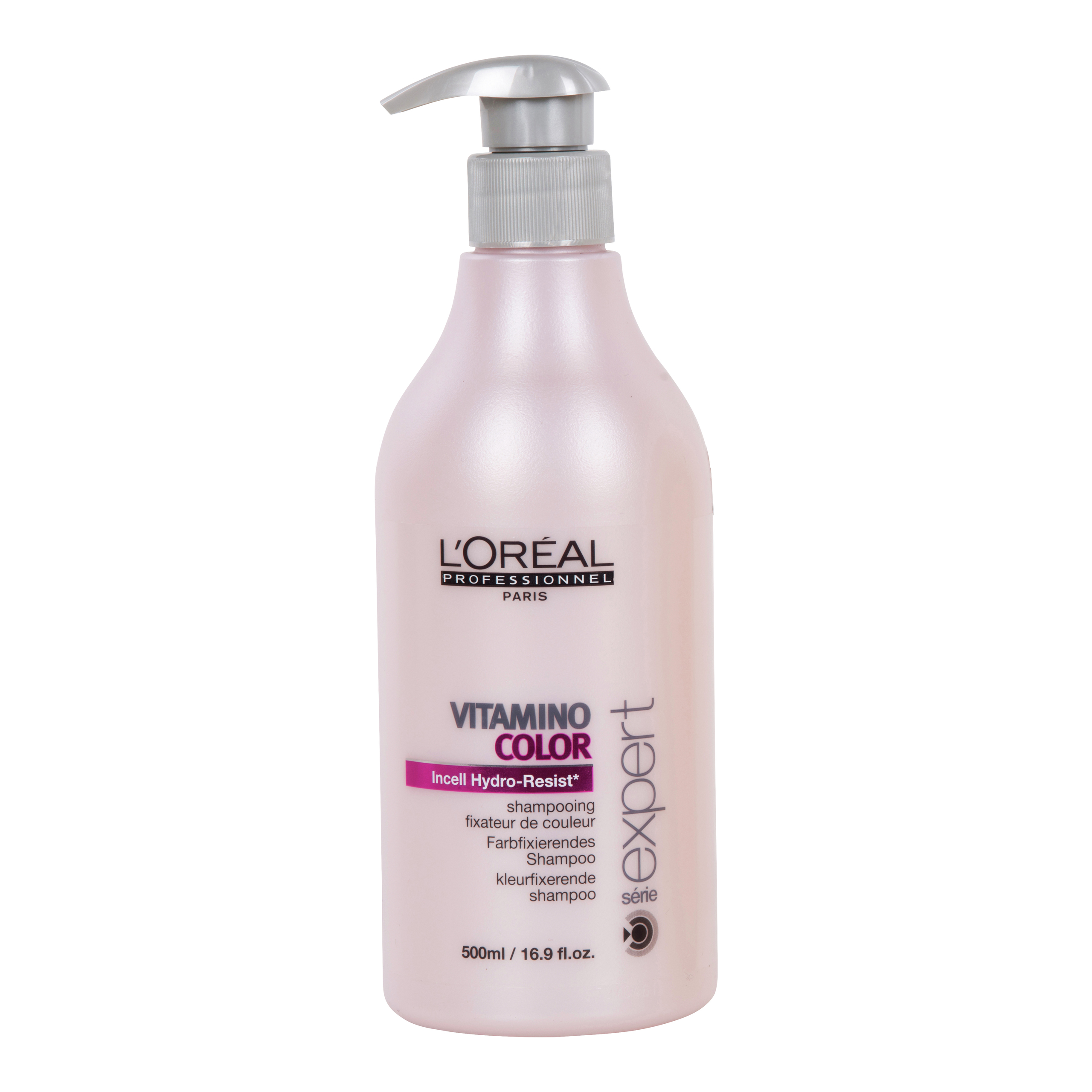 SHAMPOO L'OREAL COLOR-SHA726