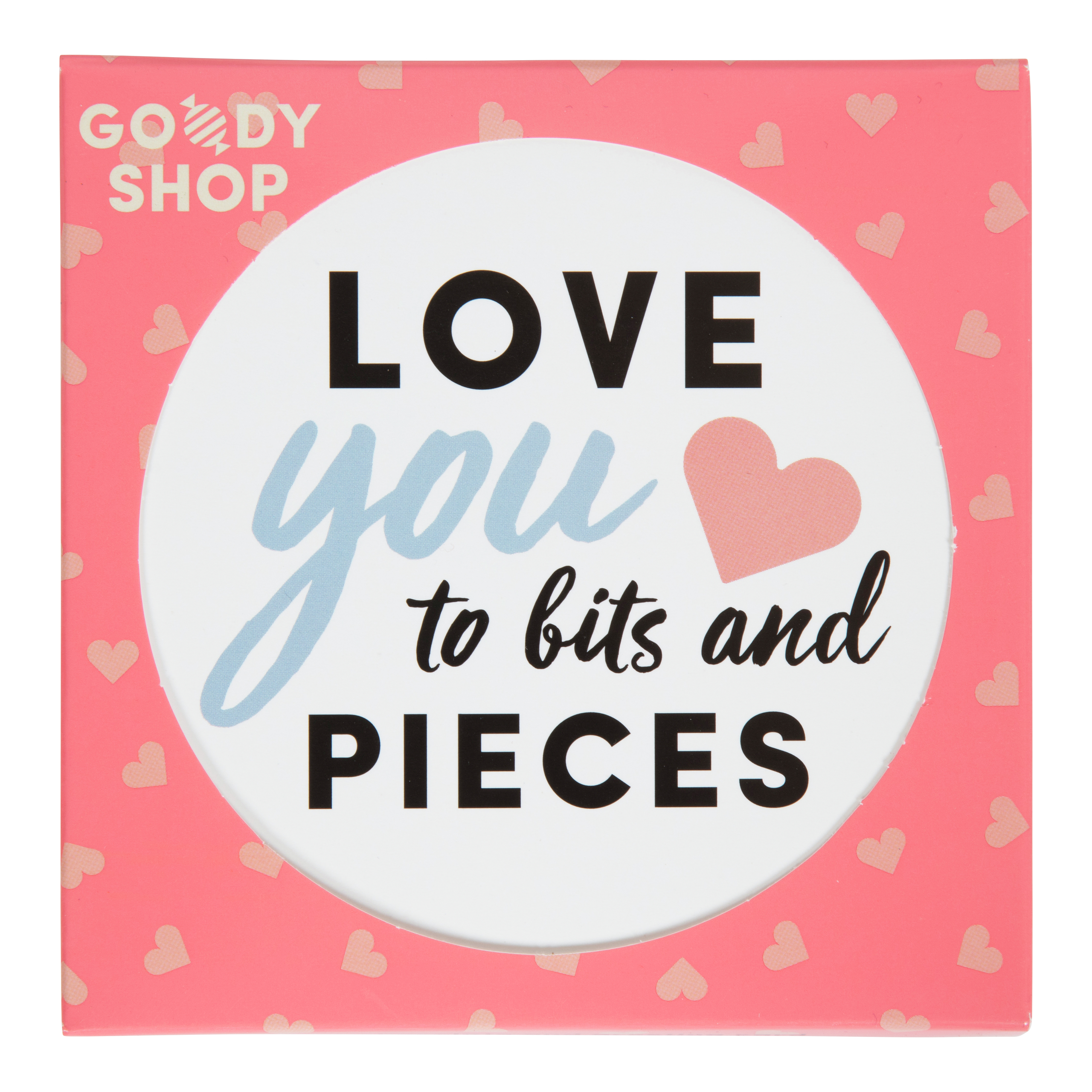 BITS AND PIECES, GOODYSHOP100G-SJO2004