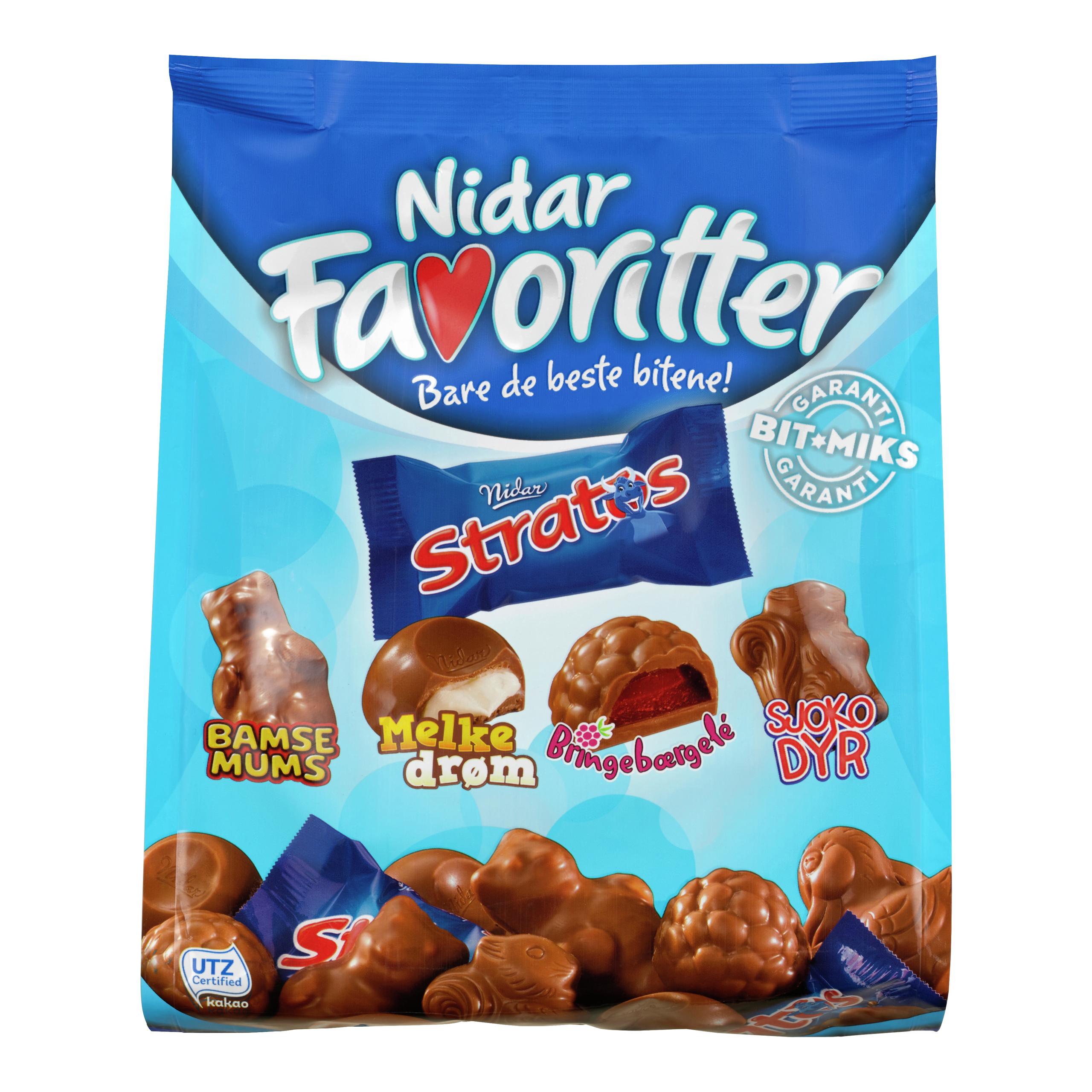 FAVORITTER STRATOS NIDAR 300GR-SJO514
