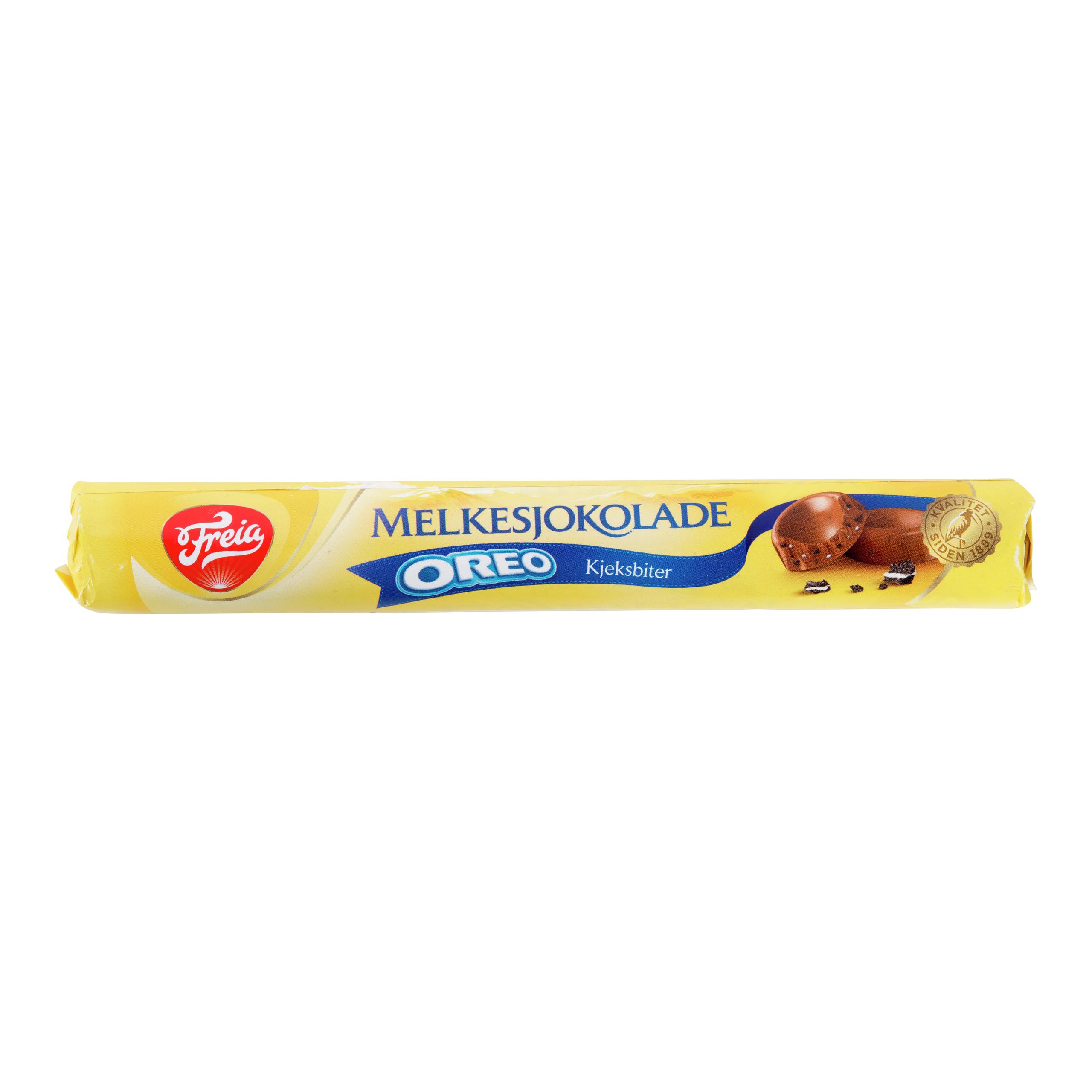 Melkesjokolade OREO-SJO530