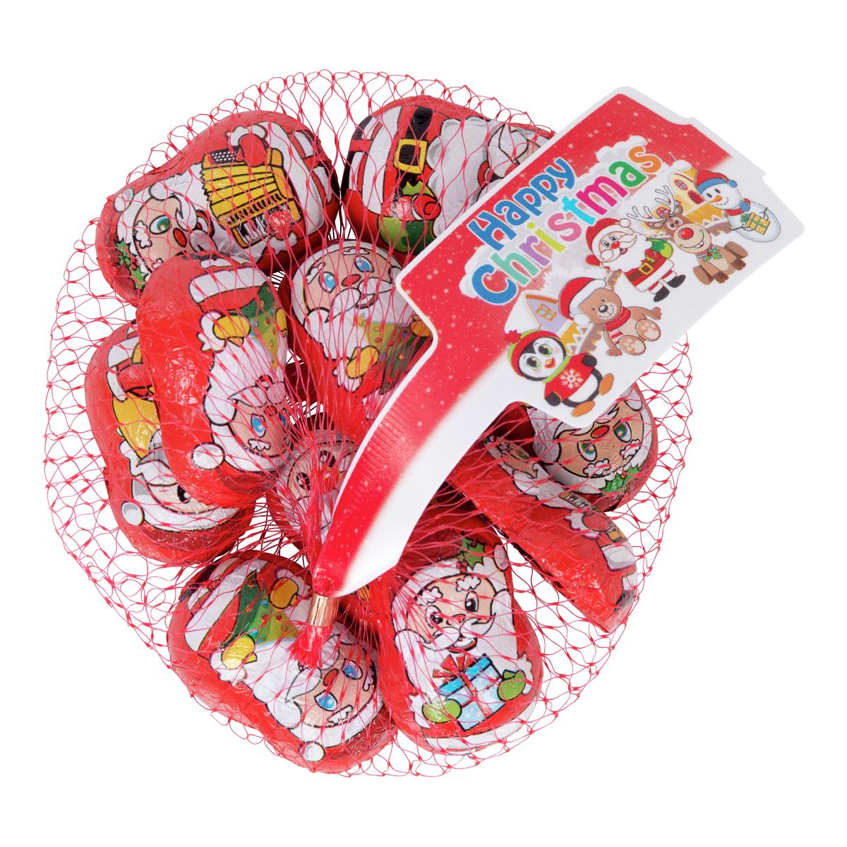 Sjokoladejulenisser nett-SJO709