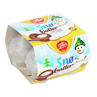 FREIA Snøballer med melkekrem