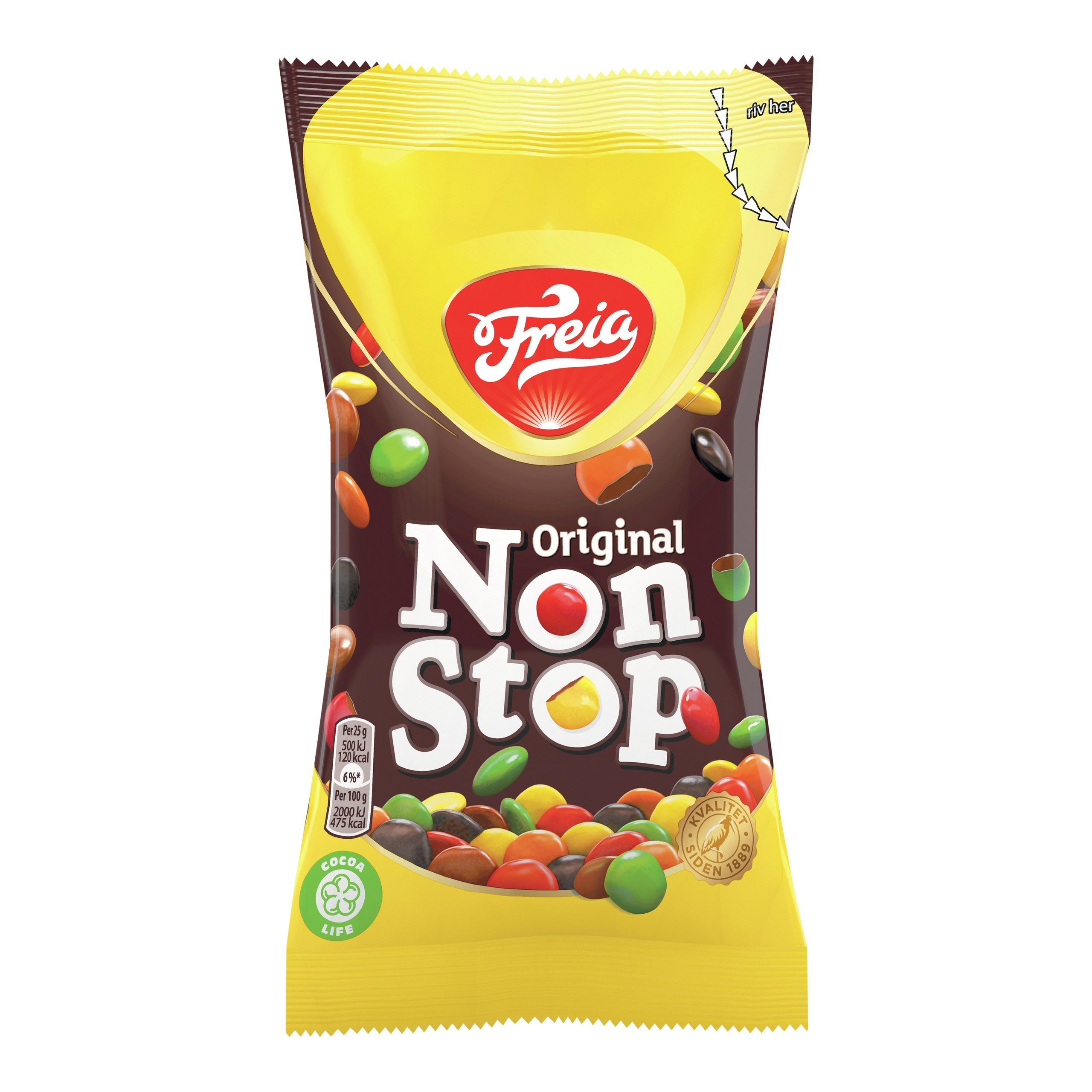 NON STOP FREIA 100G-SJO777