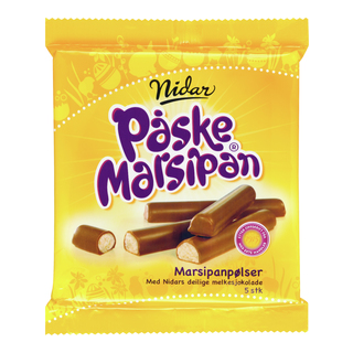 NIDAR MARSIPANPØLSER PÅSKE-SJO810